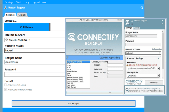 Connectify Pro 8.0 Crack + License Key Download