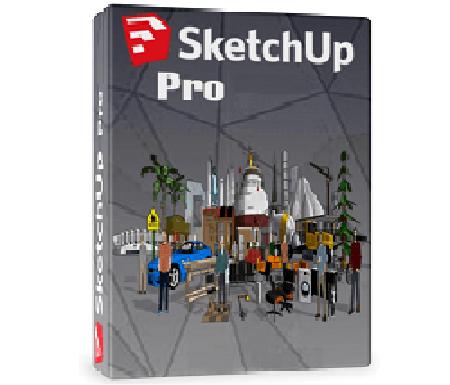 SketchUp Pro 2021 v21.1 Crack + License Key Latest