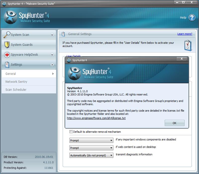 Spy Hunter 5.10.7Crack + Serial Key Latest Free