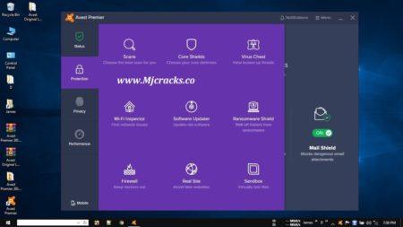 Avast Premier 21.6.6 Crack + License Key Full Download